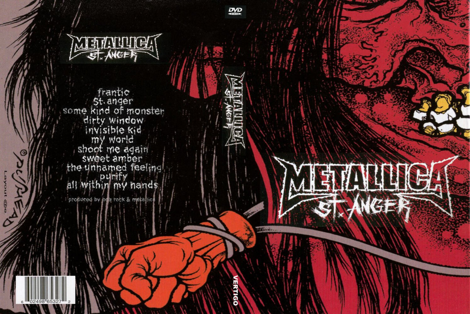 Metallica - St. Anger custom